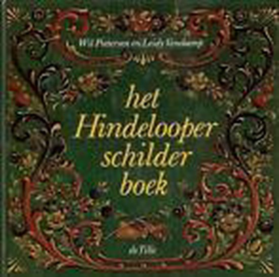 Hindelooper schilderboek - Pietersen |