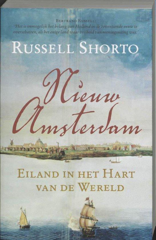 Nieuw-Amsterdam - Russell Shorto | Fthsonline.com