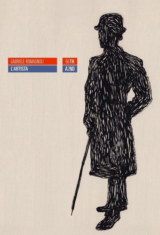 Boek cover LArtista van Gabriele Romagnoli (Onbekend)