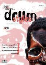 Thousand Faces of Drum Styles. Inkl. CD