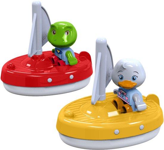 AquaPlay Zeilboten en Speelfiguren 254