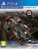 Radial-G: Racing Revolved PS4