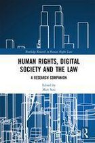 Omslag Human Rights, Digital Society and the Law