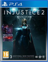 Injustice 2 - Deluxe Edition - PS4