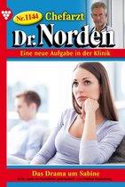 Chefarzt Dr. Norden 1144 – Arztroman