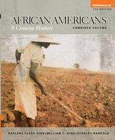 NEW MyLab History with Pearson eText - Standalone Access Card - African Americans
