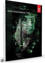Adobe Dreamweaver 12 CS6 - WIN / Nederlands