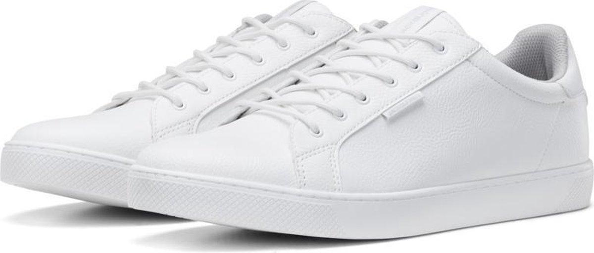 JACK & JONES Trent Heren Sneakers - Bright White - Maat 41