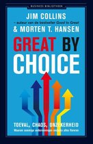 Business bibliotheek  -   Great by choice