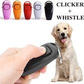 Honden Clicker / Fluit / Zwart / Hondentraining / Puppy Training