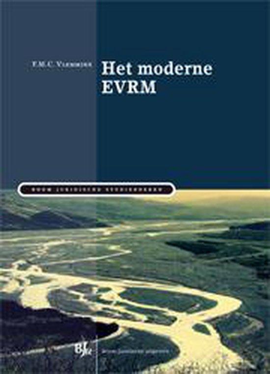 Het moderne EVRM - F.M.C. Vlemminx |