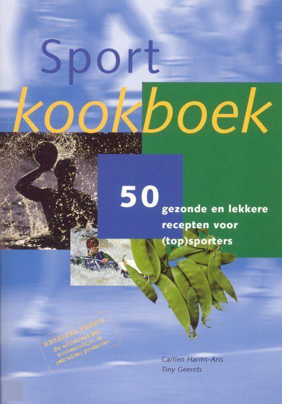 Sportkookboek - C. Harms-Aris |