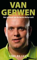 Boek cover Van Gerwen. van Alex de Laat