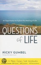 Boek cover Questions of Life van Nicky Gumbel