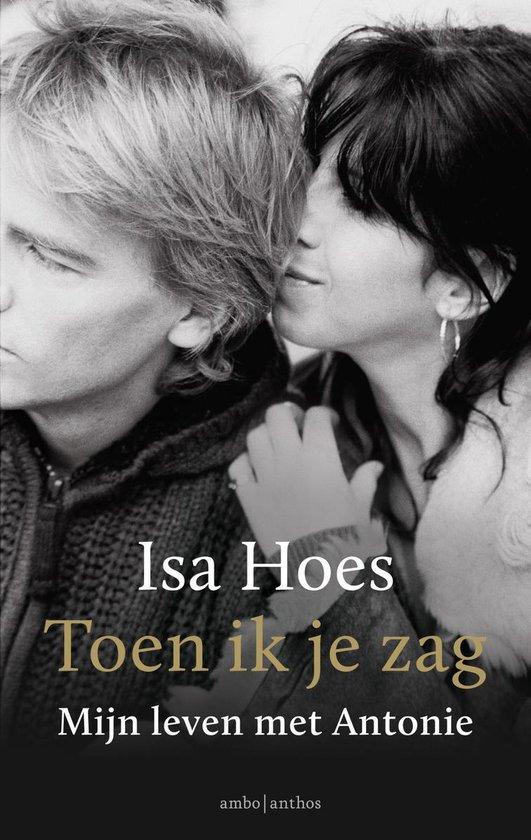 Boek cover Toen ik je zag van Isa Hoes (Onbekend)