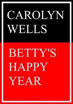 Omslag Betty's happy Year