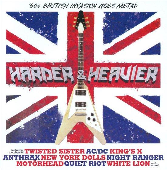 Harder & Heavier-'60 British Invasion Goes Metal