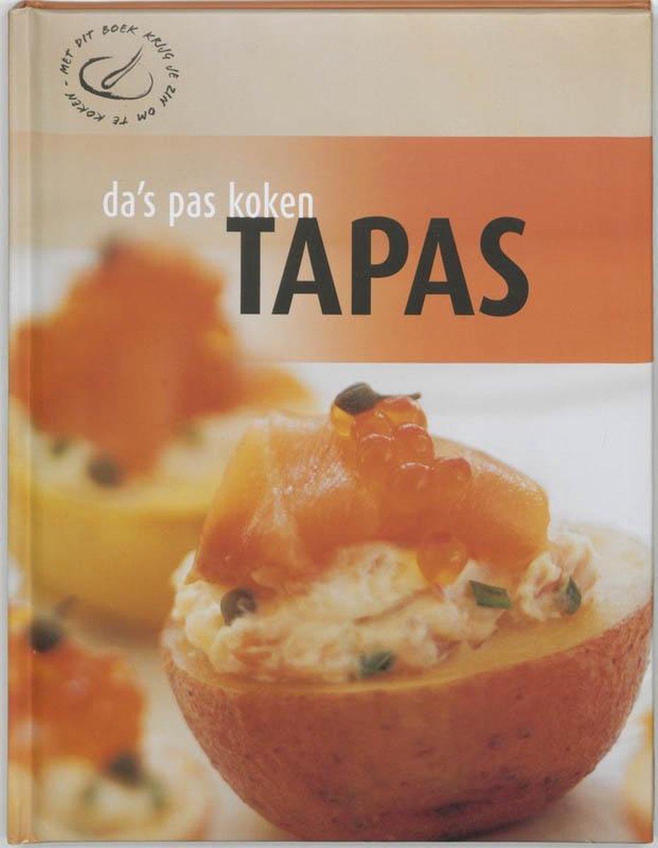 da's pas koken Tapas - K. Pijl