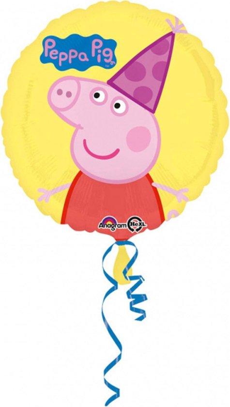 Peppa Pig Helium Ballon 43cm leeg