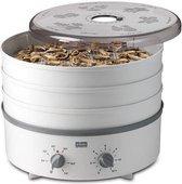 Stöckli Ovens Dehydrator Voedseldroger met 3 Kunststof Roosters en Tijdsklok