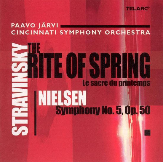 The Rite Of Spring / Symph.5, Op.50