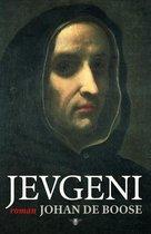 Boekomslag van 'Jevgeni'