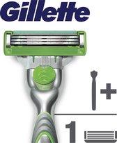 Gillette Mach3 Sensitive Scheersysteem - Scheermes