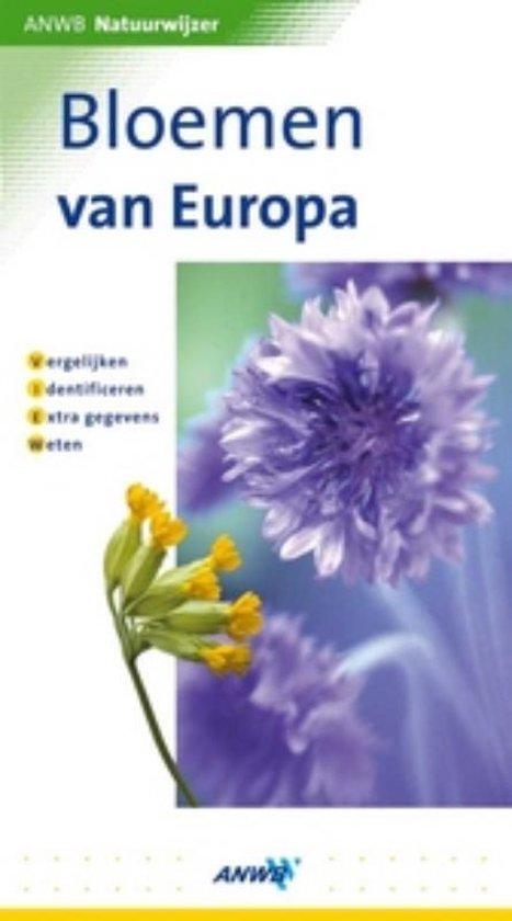 Natuurwijzer Bloemen van Europa - Onbekend |