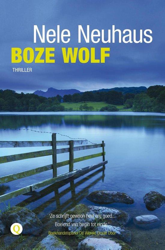 Boze wolf - Nele Neuhaus |