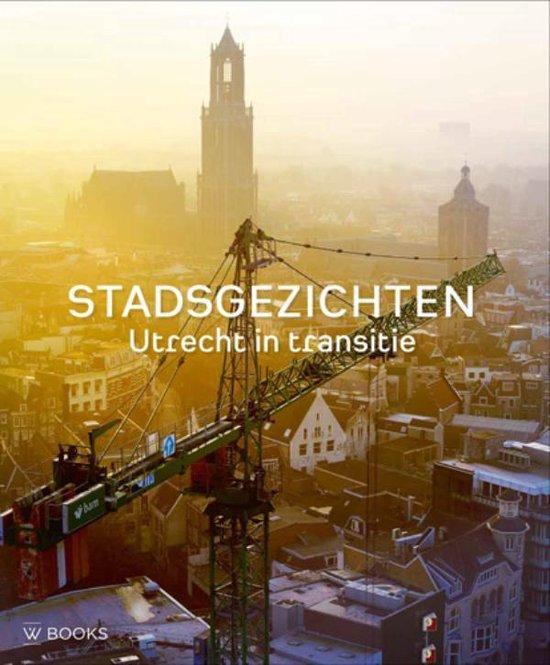 Boek cover Stadsgezichten van Ingmar Heytze (Hardcover)