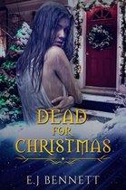 Omslag Dead For Christmas