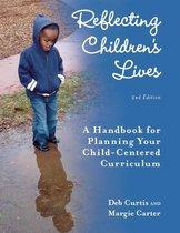 Omslag Reflecting Children's Lives
