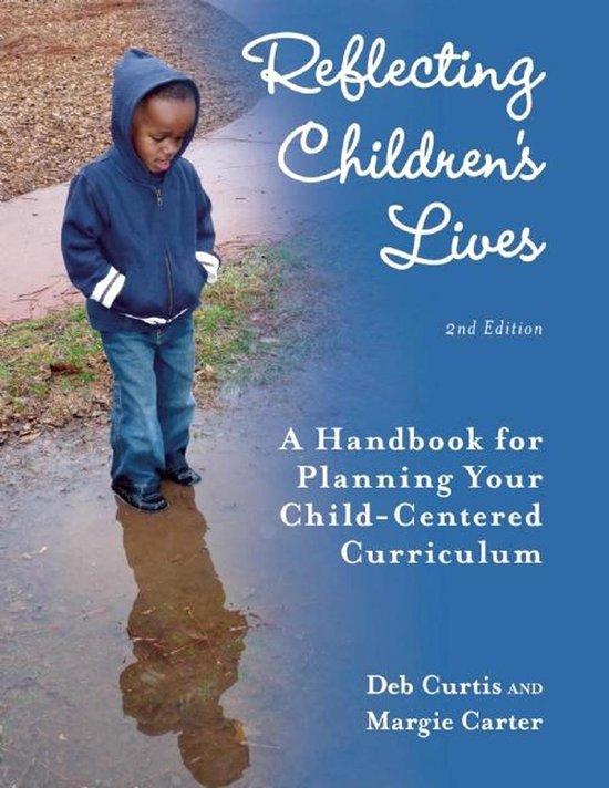 Omslag van Reflecting Children's Lives