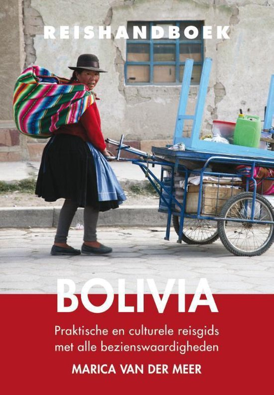 Boek cover Bolivia van Marica van der Meer (Paperback)