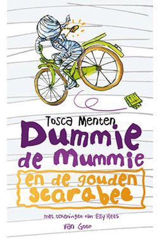 Dummie de Mummie en de gouden scarabee - Tosca Menten |