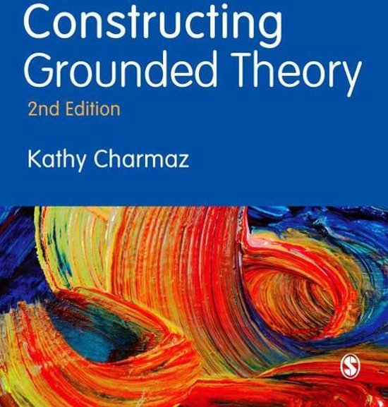 Afbeelding van Constructing Grounded Theory