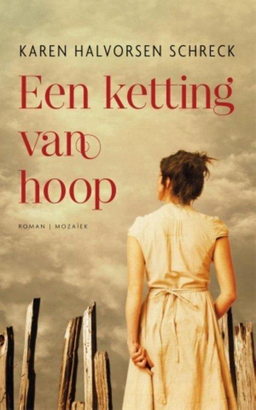 Een ketting van hoop - Karen Halvorsen Schreck |