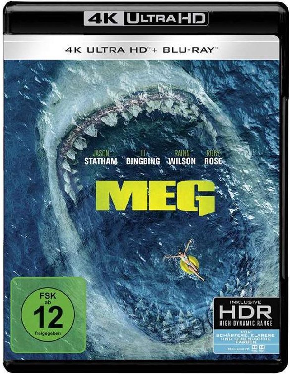 MEG (Ultra HD Blu-ray & Blu-ray)-