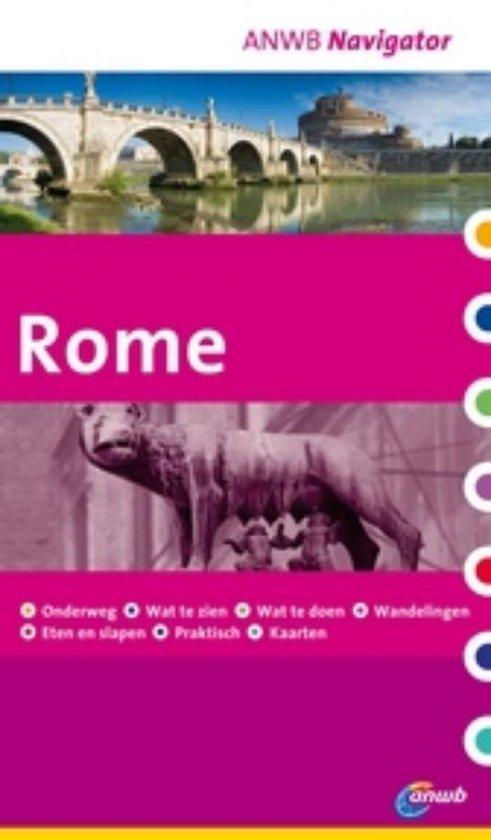 ANWB Navigator Rome - Onbekend   Fthsonline.com