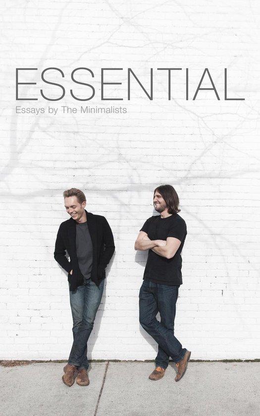 Boek cover Essential van Ryan Nicodemus (Onbekend)