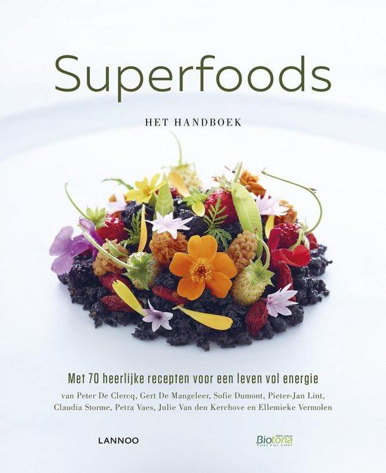 Superfoods - het handboek - Biotona |