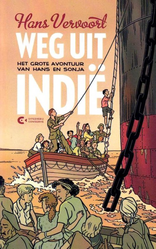Weg uit Indië - Hans Vervoort   Fthsonline.com