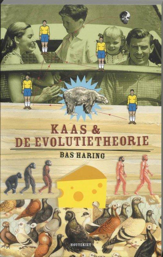Kaas en de evolutietheorie