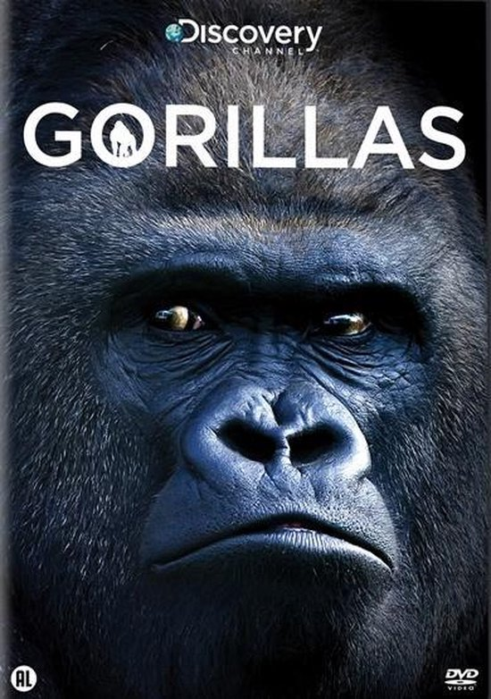 Cover van de film 'Gorillas'