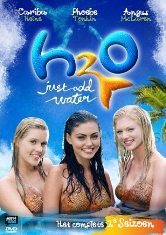 Cover van de film 'H20 Just Add Water'