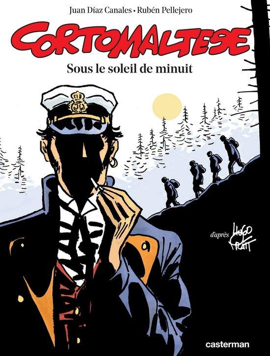 Corto Maltese (Tome 13) - Sous le soleil de minuit