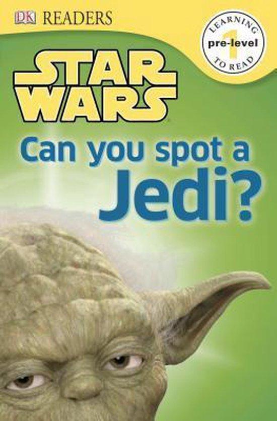 DK Readers L0: Star Wars: Can You Spot a Jedi?