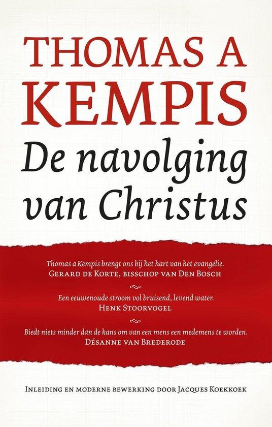 De navolging van Christus - Thomas à Kempis |