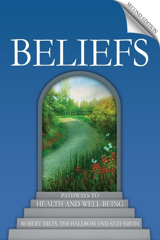 Boek cover Beliefs van Robert Dilts (Onbekend)