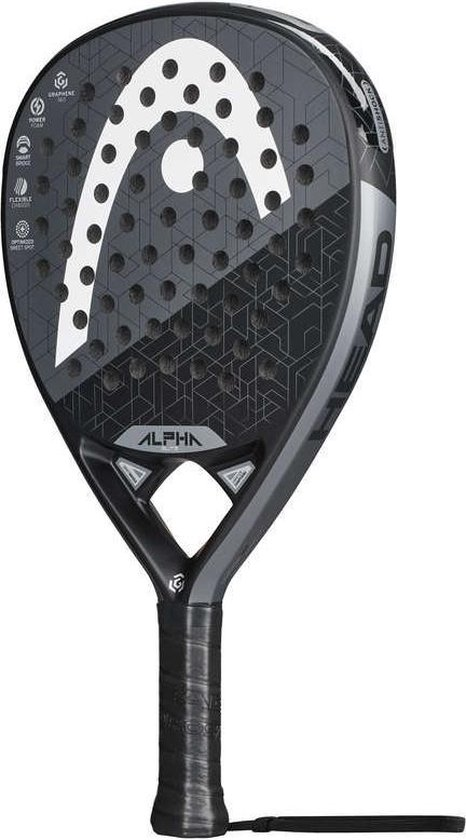 HEAD Graphene 360 Touch Alpha Elite Padel Racket